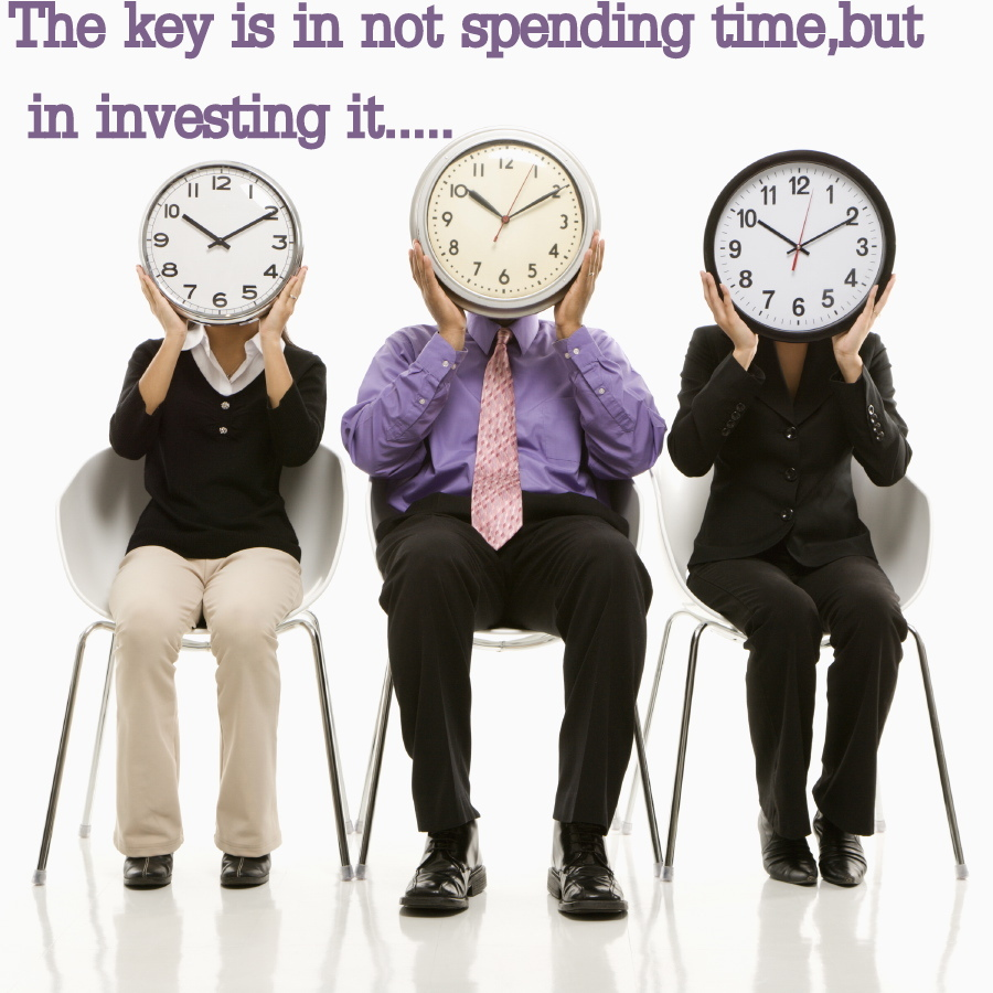 Time business concept.