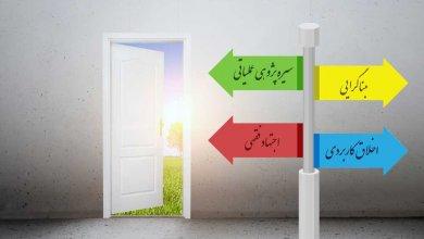 نظریه چهار راهکار اساسی