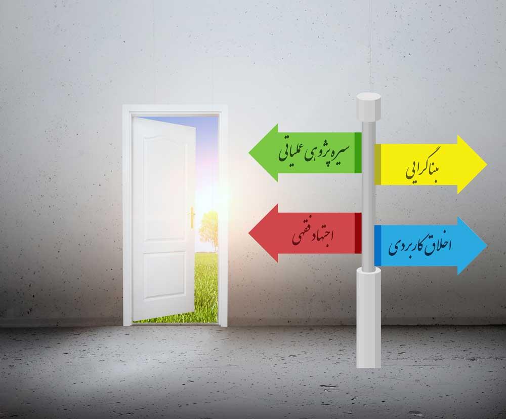 مدیریت اسلامی چهار راهکار اساسی