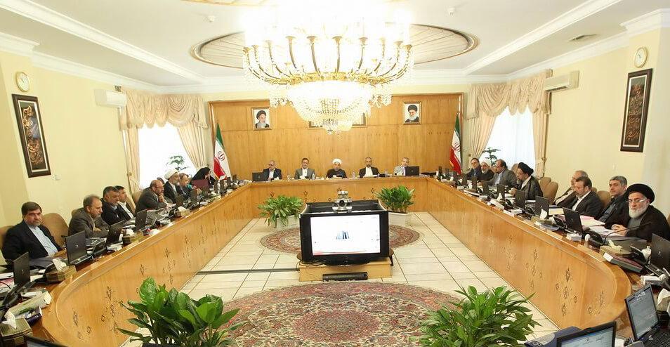 سن وزرای معرفی شده به مجلس شورای اسلامی