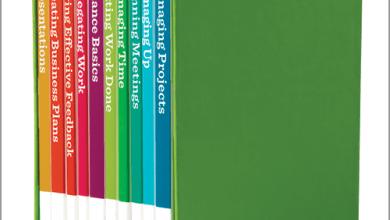 دانلود مجموعه کتابهای مدیر 20 دقیقهای دانشگاه هاروارد